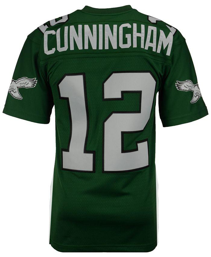 Mitchell & Ness Men's Randall Cunningham Philadelphia Eagles ...
