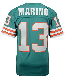 Mitchell & Ness Men's Dan Marino Miami Dolphins Replica Throwback Jersey
