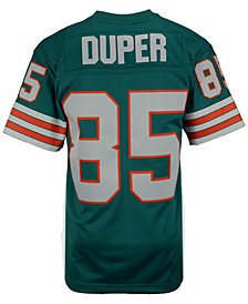 Mitchell & Ness Men's Mark Duper Miami Dolphins Replica Throwback Jersey