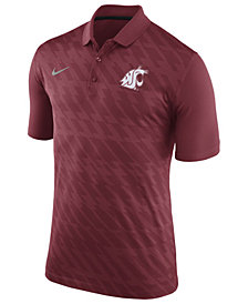 Nike Men's Washington State Cougars Seasonal Polo Shirt
