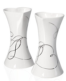 Mikasa Candle Holders, Set of 2 Love Story Candlesticks