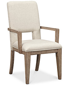 CLOSEOUT! Altair Armchair, Created for Macy's