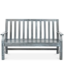 Barden Outdoor Bench, Quick Ship