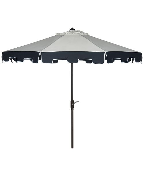 Safavieh Patino Outdoor 9' Umbrella, Quick Ship