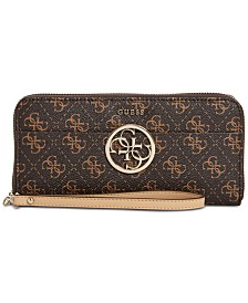 GUESS Kamryn Zip-Around Signature Wallet