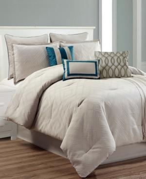 Caspian 10-Pc. Full Comforter...