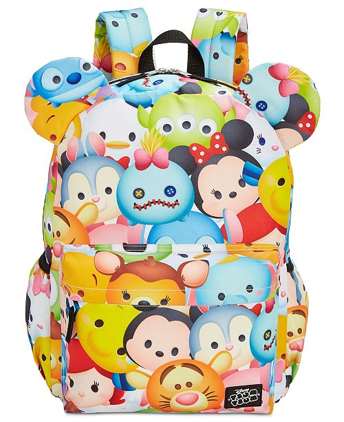 Disney Tsum Tsum Ears Backpack