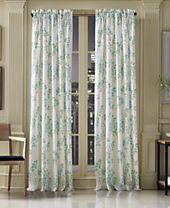 J Queen New York Winslow Sheer Window Panel Collection