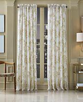 """J Queen New York Winslow Sheer 52"""" x 84"""" Window Panel"""