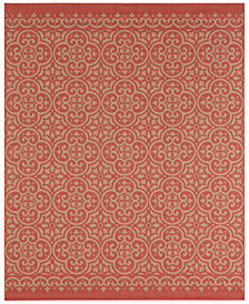 "Karastan Portico Amalfi 5'3"" x 7'10"" Indoor/Outdoor Area Rug"