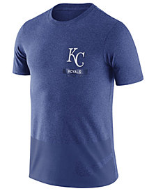 Nike Men's Kansas City Royals Dri-Blend Drop Tail T-Shirt 1.7