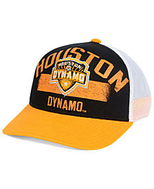 adidas Houston Dynamo Truckn Adjustable Cap