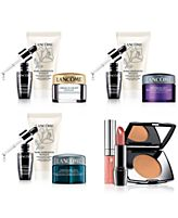Choose your FREE Skincare or Makeup Trio with any $35 Lancôme purchase.