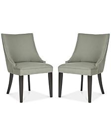 Haldi Set of 2 Dining Chairs