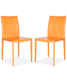 Nolyn Set of 2 Dining Chairs, Quick Ship