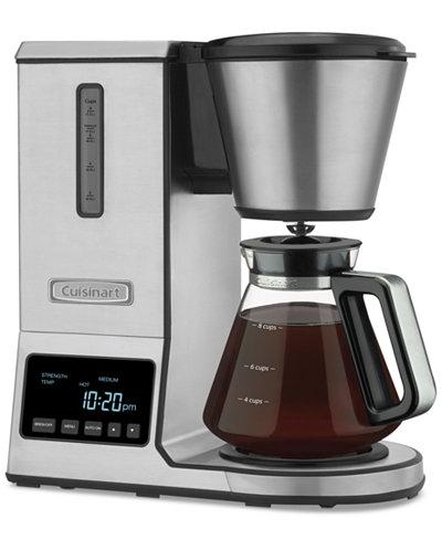 Cuisinart CPO-800 Pureprecision 8-Cup Pour-Over Coffee Brewer