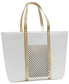 Receive a Complimentary Tote Bag with any spray purchase from the Boucheron fragrance collection