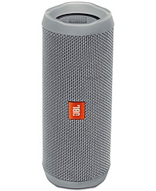 Flip 4 Waterproof Bluetooth Speaker