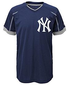 Majestic MLB Emergence New York Yankees T-Shirt, Little Boys (4-7)