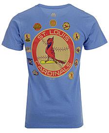 Majestic Men's St. Louis Cardinals Championship Run T-Shirt