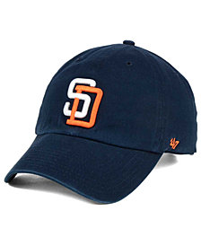'47 Brand San Diego Padres Cooperstown Clean Up Cap