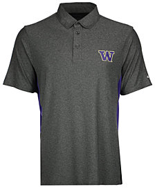 Colosseum Men's Washington Huskies The Bro Polo