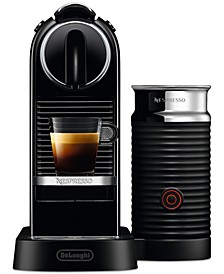 CitiZ & Milk Coffee and Espresso Machine by De'Longhi