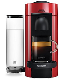 Nespresso by VertuoPlus Coffee and Espresso Machine