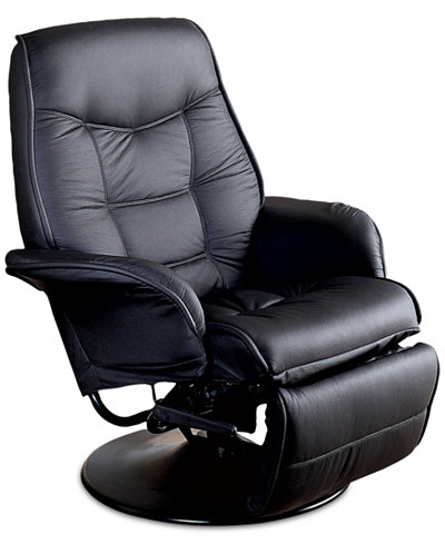 Bluford Swivel Recliner, Quick Ship