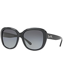 Coach Polarized Sunglasses, HC8207