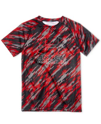 Image of Under Armour Graphic-Print T-Shirt, Big Boys (8-20)