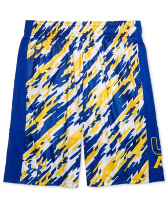 Image of Under Armour Stunt Printed Shorts, Big Boys (8-20)