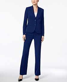 Executive Collection 3-Pc. Pants and Skirt Suit Set, Created for Macy's