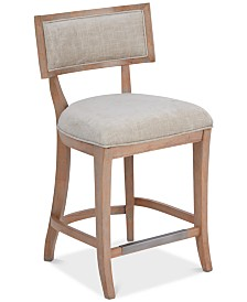 Madeline Counter Stool, Quick Ship