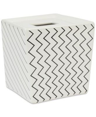 Modern Angles Tissue Holder