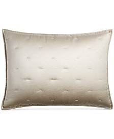 Hotel Collection Fresco Quilted King Sham, Created for Macy's