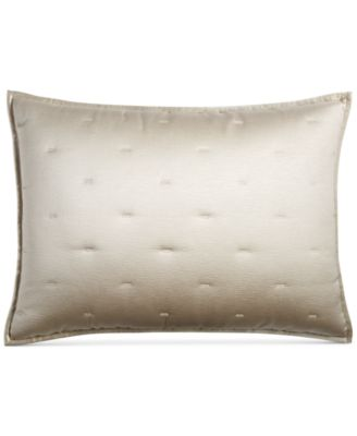 hotel collection fresco quilted king sham created for macyu0027s