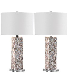 Set of 2 Jacoby Table Lamps