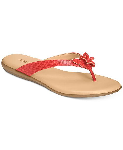 e290fc5366a770 Aerosoles Branchlet Flip Flop Sandals   Reviews - Sandals   Flip ...