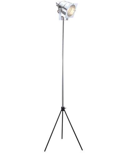 Adesso spotlight tripod floor lamp lighting lamps home macys adesso spotlight tripod floor lamp audiocablefo