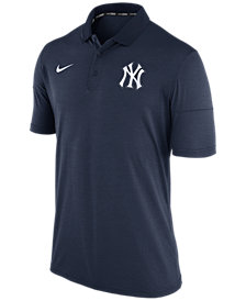 Nike Men's New York Yankees Dri-Fit Polo 1.7