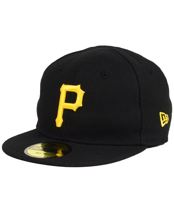 New Era Pittsburgh Pirates Authentic Collection My First Cap, Baby Boys