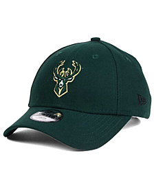 New Era Kids' Milwaukee Bucks League 9FORTY Adjustable Cap