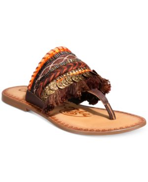 Naughty Monkey Monaco Flat Sandals Women