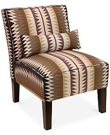 Erin Accent Chair, Quick Ship