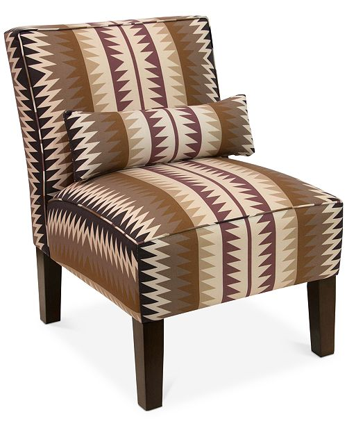 Skyline Erin Accent Chair, Quick Ship
