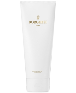 Borghese Crema Saponetta Creme Cleanser, 6.7 oz.