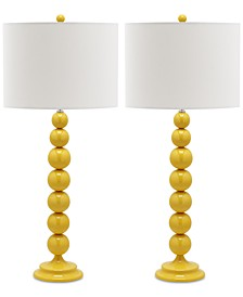 Set of 2 Irene Table Lamps