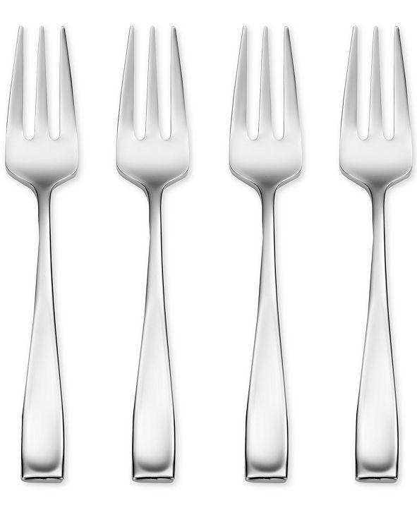 Oneida Moda 4-Pc. Cocktail Fork Set