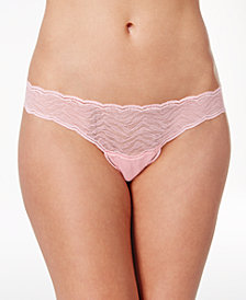 Cosabella Sweet Treats Zebra Thong TREAT0326